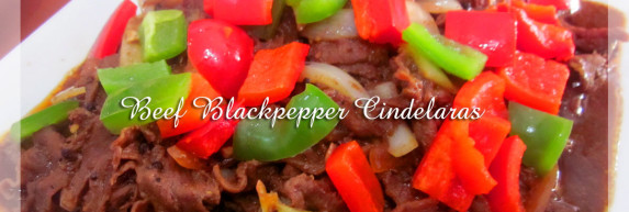 Beef blackpeper