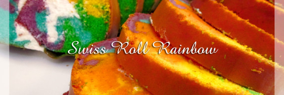 Rainbow Swiss Roll