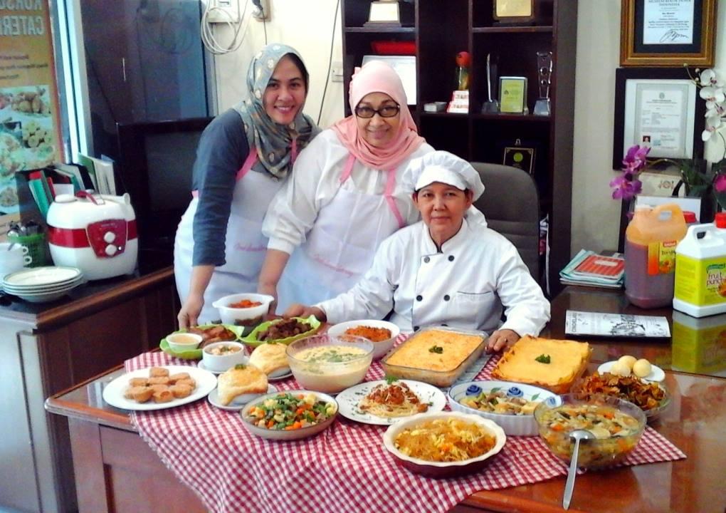 cindelaras catering kursus masak