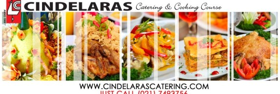 cindelaras catering website