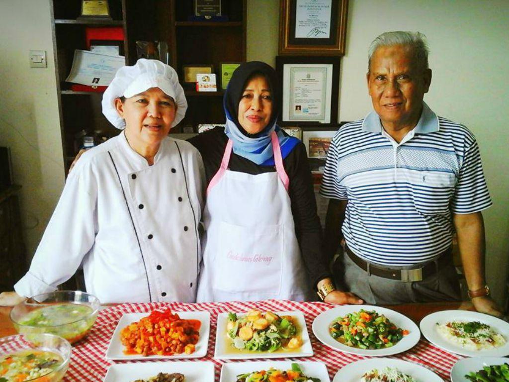 Kursus masak di Tangerang Selatan