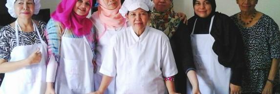 Kursus masak di Cindelaras Catering